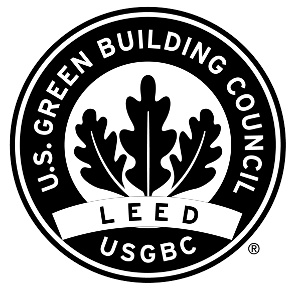 US Green Building Council Leadership in Energy and Environmental Design logo.