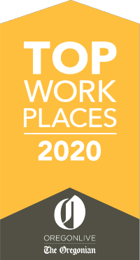 State of Oregon named Arrow Sanitary Service as a top work place in 2019 and 2020.